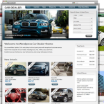 Top 40 Car WordPress Themes for Sale