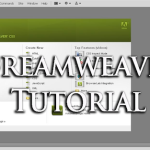 Dreamweaver Tutorial for Beginners